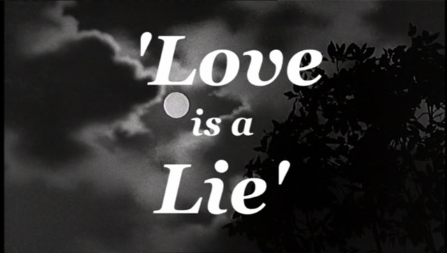 Love is Lie